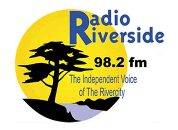 Radio Riverside 98.2 FM - The Independent voice Of The Rivercity