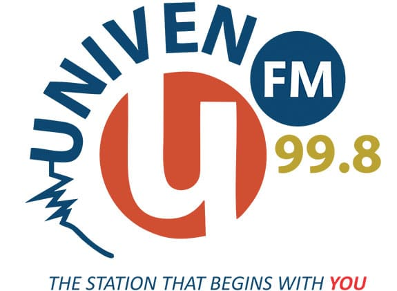 Univen 99.8 FM - The Station That Begins With You