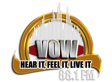 VOW 88.1 FM - Hear It, Feel It, Live It